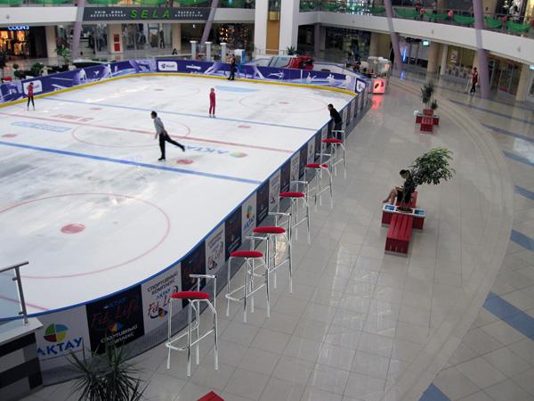 Ледовый каток Mega Ice
