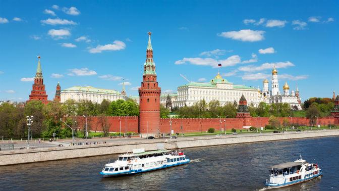 Прогулки на теплоходе по Москве 3