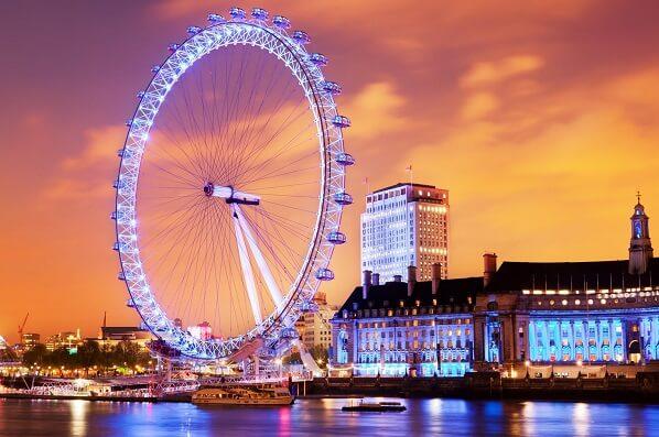 London Eye (Лондонский Глаз)