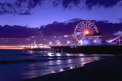 Санта-Моника, Pier 2