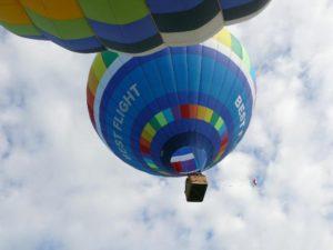 Полёты на воздушном шаре. Адреса и цены