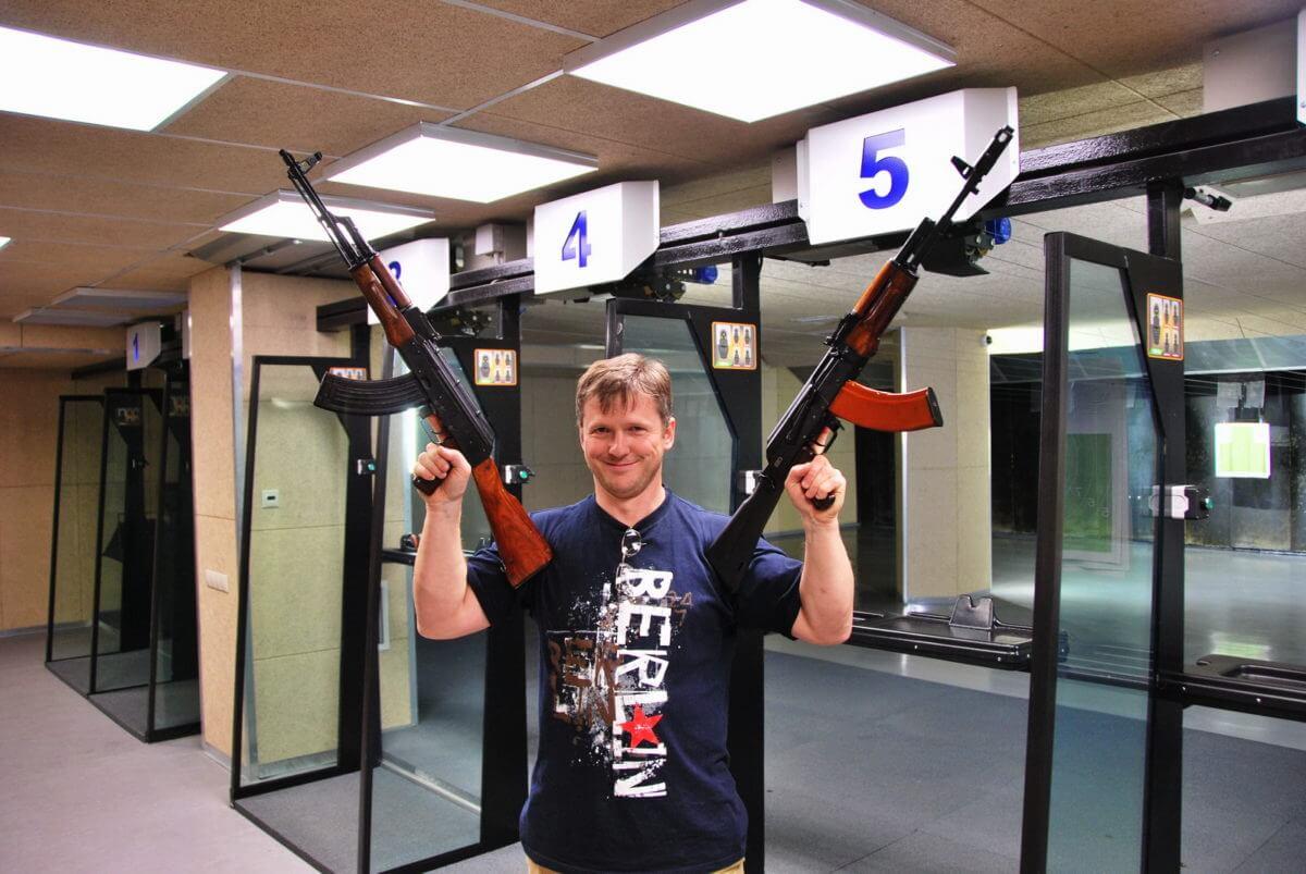 Стрелковые клубы в москве цены и клубы в москве район