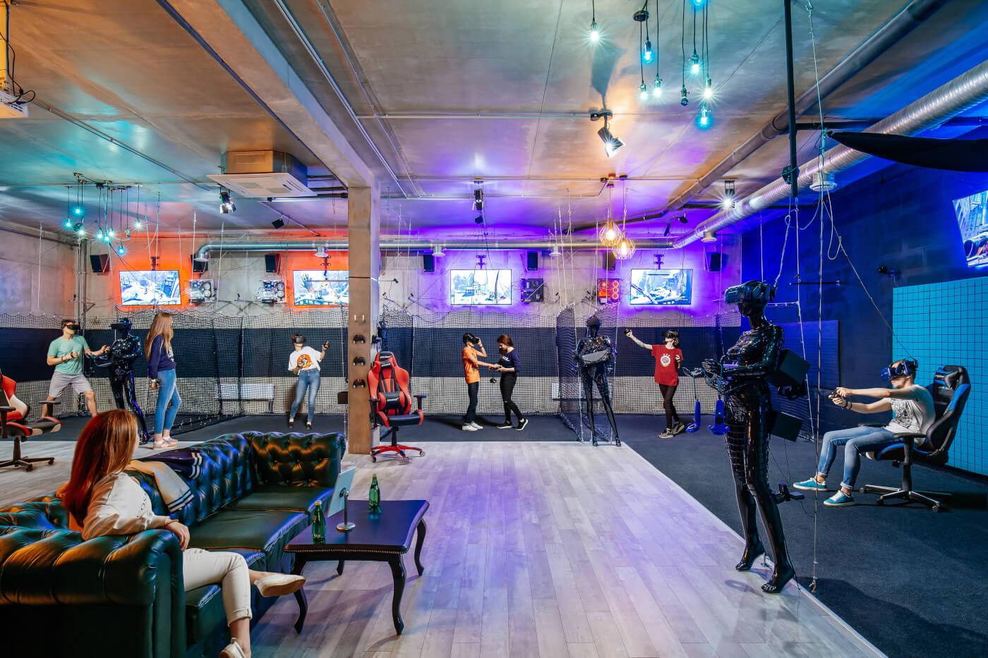 виртуальный клуб москва