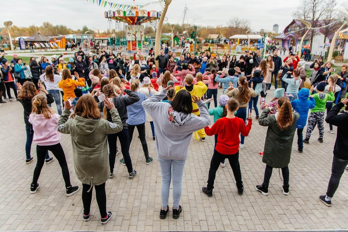 Масленица в Парке Сказка: народные гуляния 2019