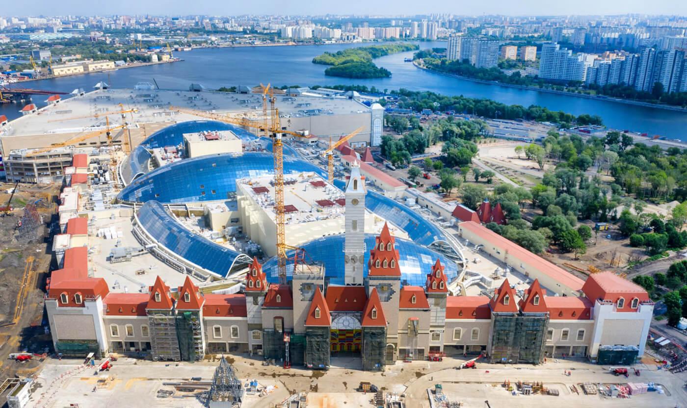 Остров Мечты Москва