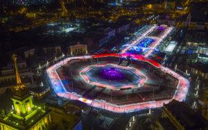 Каток на ВДНХ (сезон 2019-2020)
